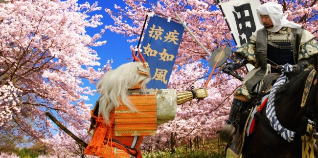 上杉まつり(4月29日~5月3日・松が岬公園・米沢市内)