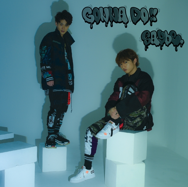 2ndシングル『GONNA DO!!』Type B