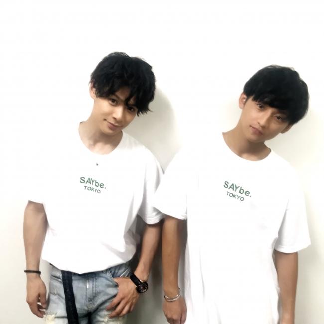 左からsoichiro・yuutaa