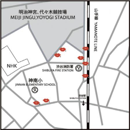 シブヤ・アロープロジェクト×KISS,TOKYO