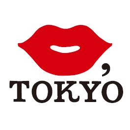 KISS,TOKYOロゴ