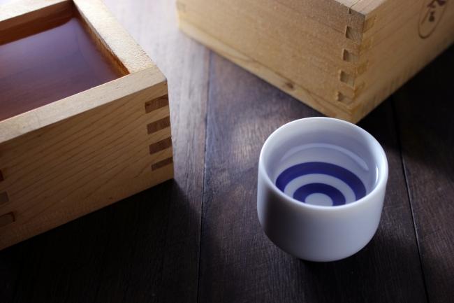 吉野スギの升で贅沢に飲める奈良の日本酒試飲会
