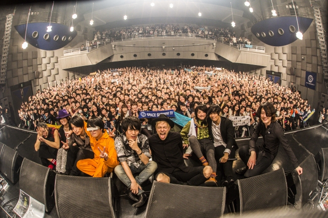 Welcome![Alexandros]LIVE 大阪公演