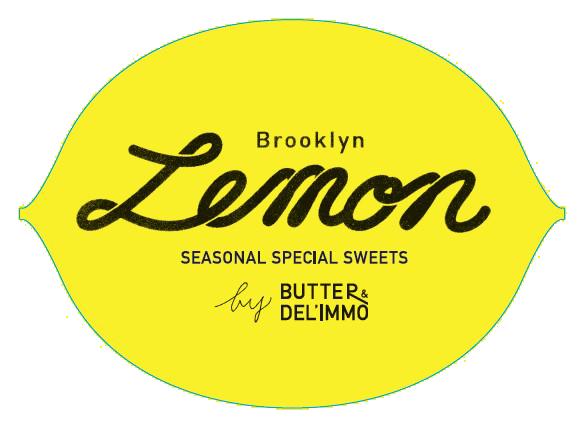 <ブルックリンレモンマーク>