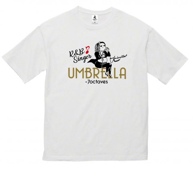 UMBRELLA ビッグシルエット Tシャツ