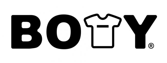 ロバート秋山プロデュース「BOTY」ロゴ