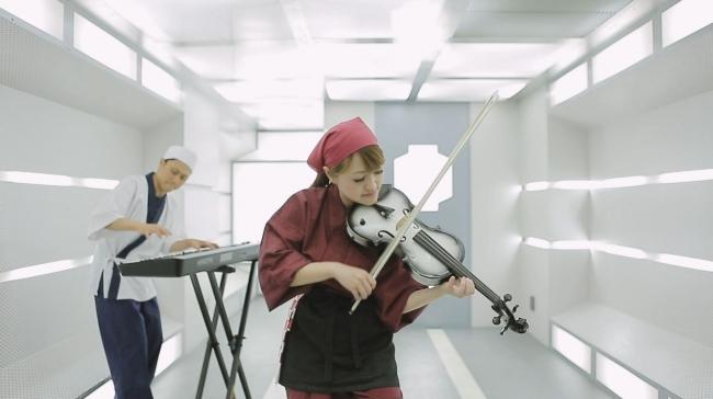 「Alegrias-Soba Music Video-」より1