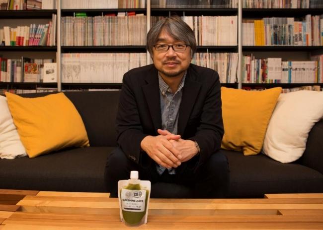 <商品を共同開発>小山薫堂氏 放送作家・脚本家