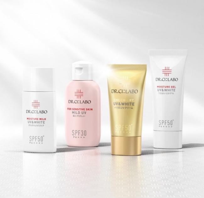 光を味方に、透明感のあるツヤ肌へ 現代型紫外線からあなたを守る次世代UV誕生