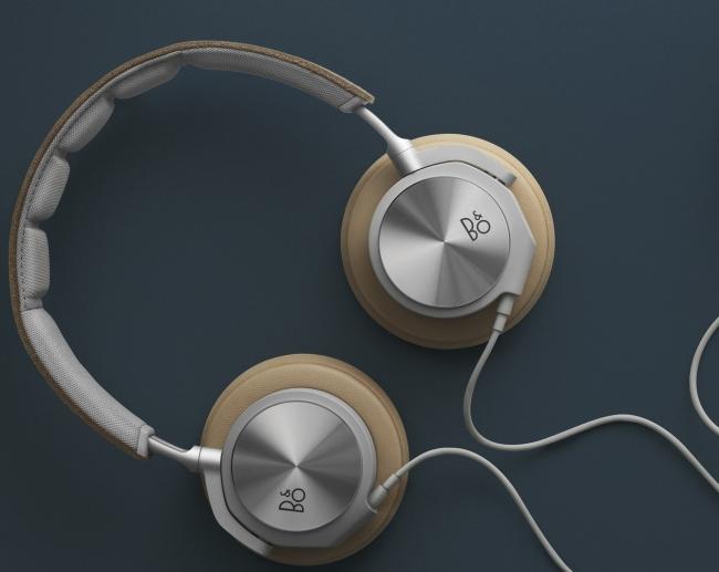 バング&オルフセン社製 B&O PLAY Headphone シリーズ BeoPlay H-6