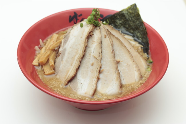 味噌チャーシューラーメン 1,050円
