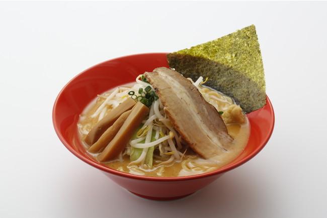 味噌ラーメン 850円