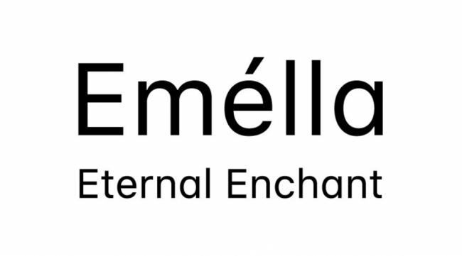 Hemerocalle(花言葉:一日の美しさ) × Ella(シンデレラの主人公エラ)= Emēlla(エメラ)