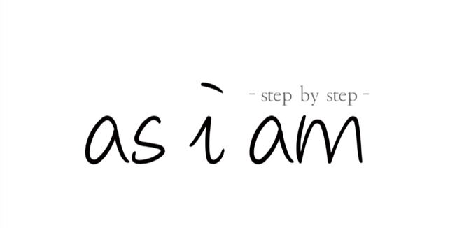 - step by step - as i am (アズアイアム)