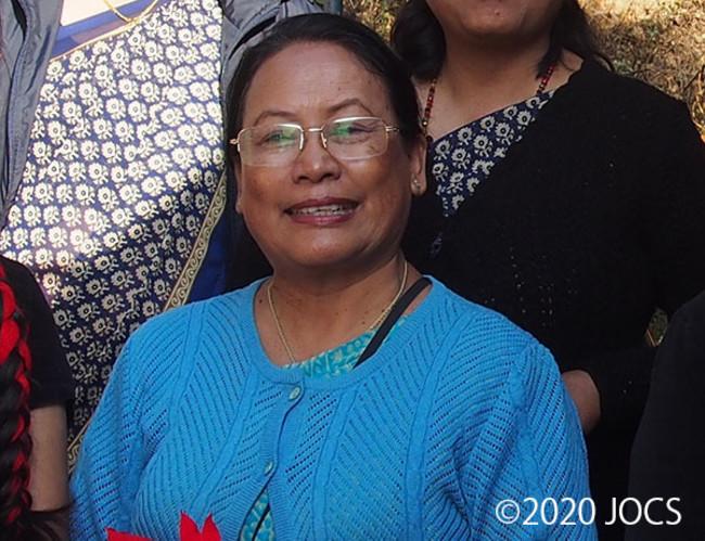 シャクンタラ・タンジュさん(ネパール)