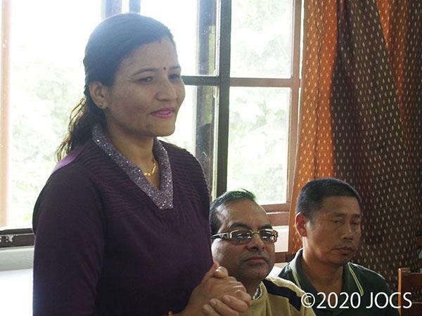 シタ・パンテイさん(ネパール)