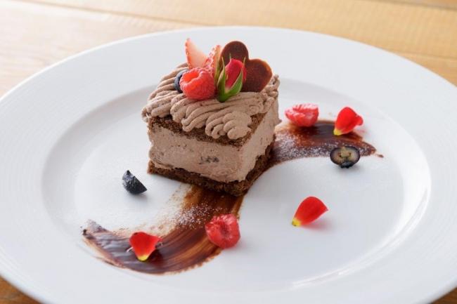 オールドファッションチョコレートケーキ