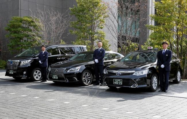 日交タクシー(イメージ)