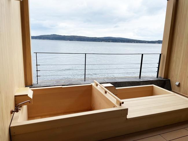 温泉 海舟 和倉