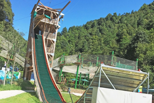 アクティビティ複合タワー「トビダス・タワー」 ※写真はイメージです