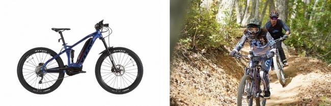 ~白馬岩岳を『電動アシストマウンテンバイクの情報発信拠点』に~白 馬観光開発、パナソニック サイクルテックと協業で、電動アシ ストマウンテンバイクの導入・普及への取り組みを開始