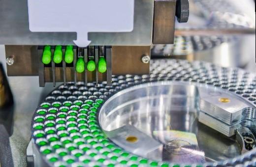 化学薬品製造