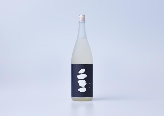 日本酒ブランドのパッケージ「小野酒造店 かさね」(cl:日本酒にしようプロジェクト)