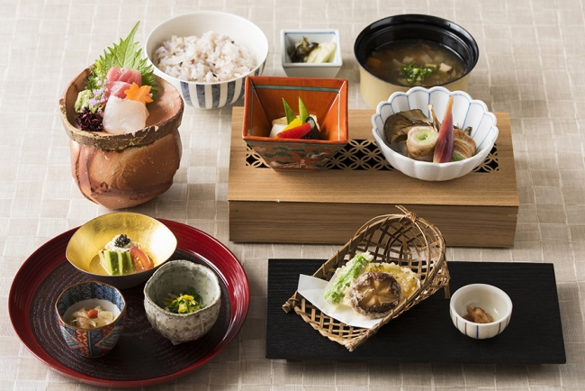 日本料理「平川」平川御膳~美と健康~ イメージ写真