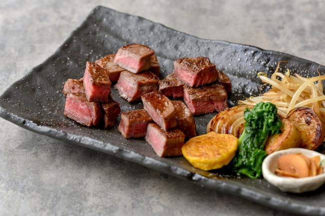 「ステーキ食べ比べコース」イメージ写真