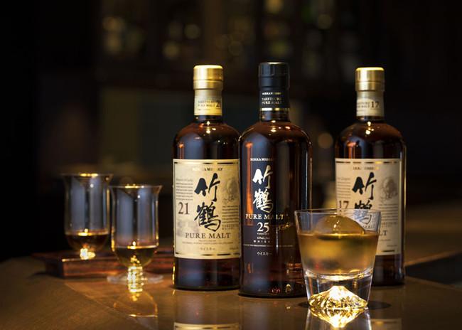 国産ウィスキー「竹鶴」 イメージ
