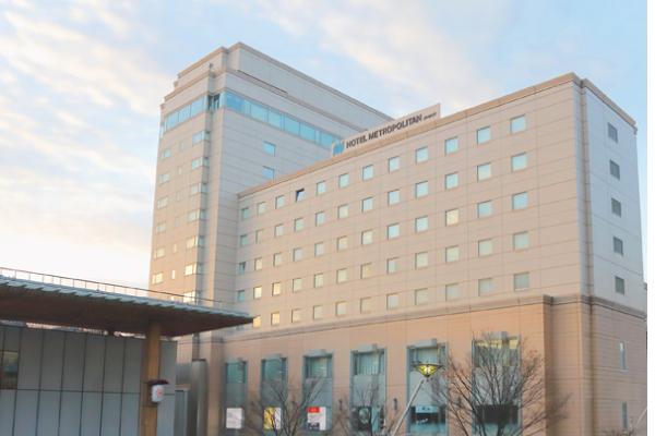ホテルメトロポリタン 長野