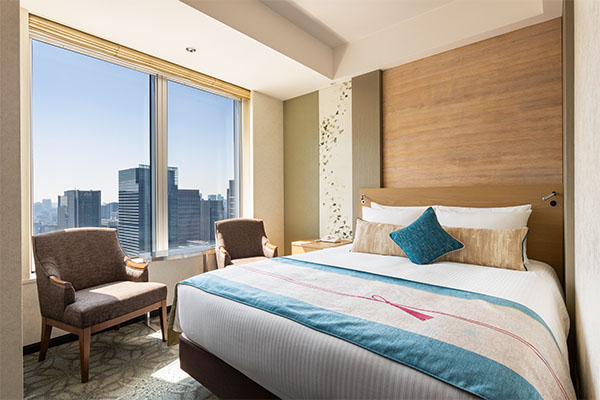 ホテルメトロポリタン 丸の内(客室イメージ)