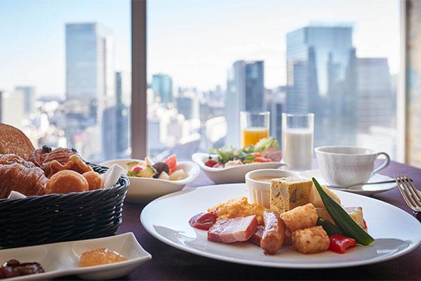ホテルメトロポリタン 丸の内(朝食イメージ)
