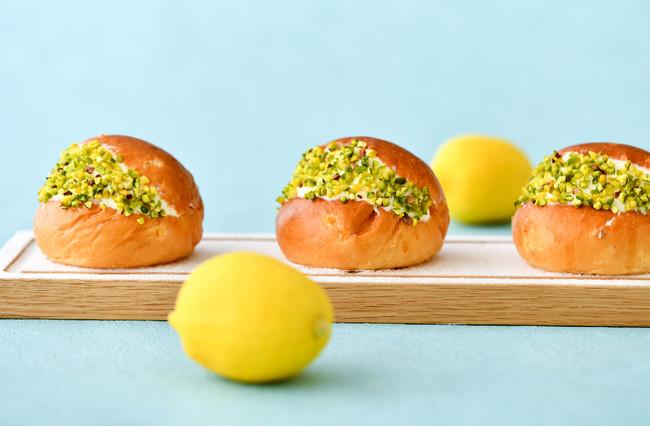 「レモンのマリトッツォ」イメージ写真