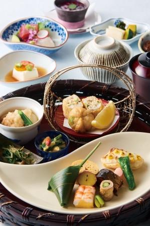 日本料理「花むさし」山陰御膳