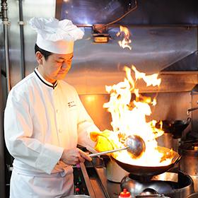 中国料理「桂林」料理長 緑川 正則