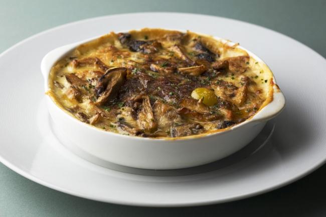 8種の茸と黒毛和牛ミートソースドリア イメージ