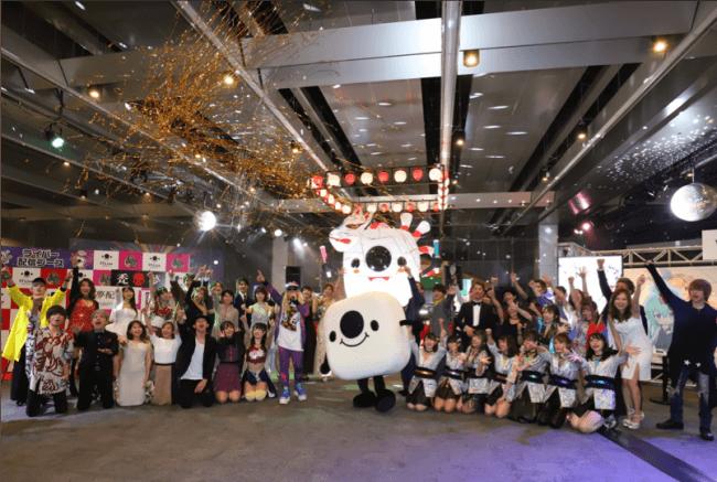 DJ KOOさんの開幕宣言