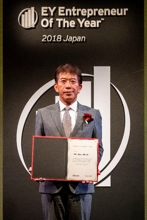 株式会社ベネフィット・ワンの代表取締役社長 白石 徳生氏