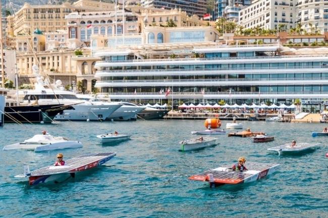 (C)Yacht Club de Monaco