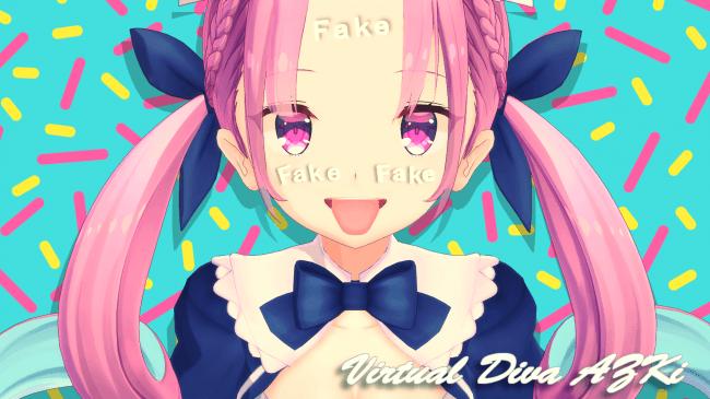 VTuber「AZKi」BiSH楽曲等手がけるSCRAMBLES楽曲プロデュースの『Fake.Fake.Fake』、作曲家瀬名航が手がけるセンチメンタルポップソング『いのち』同時デジタルリリース決定!