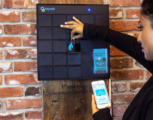 Keycafe Smartbox
