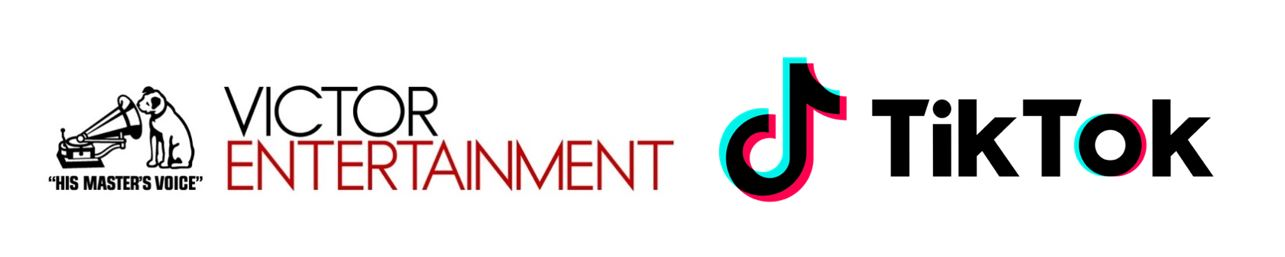 TikTok、株式会社JVCケンウッド・ビクターエンタテインメントと包括ライセンス契約