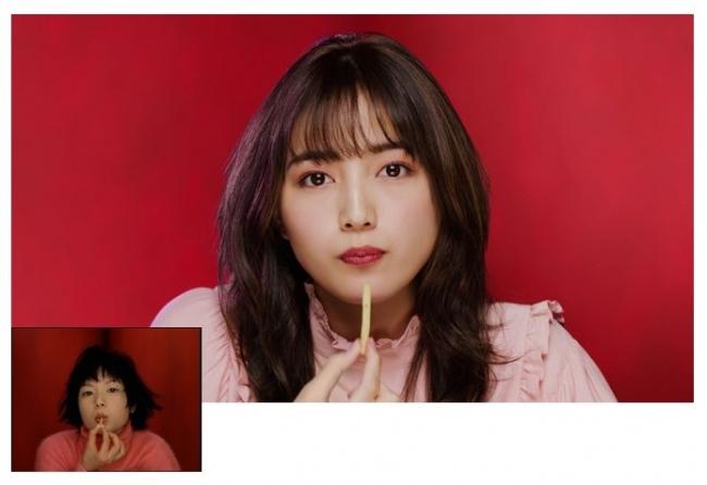女優・川口春奈さん起用!約20年前の\u201cあのCM \u201dが平成ラストにし