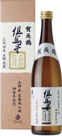 ふくよかな口当たりで濃醇な深い味わいのうすにごり純米酒です