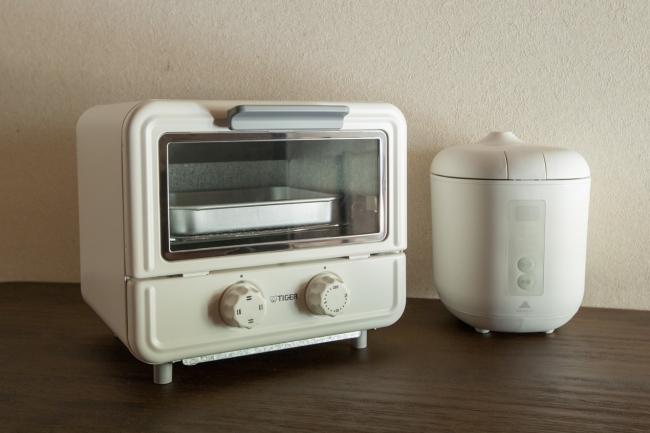 ( オーブントースターぷちはこ・炊飯器poddi )