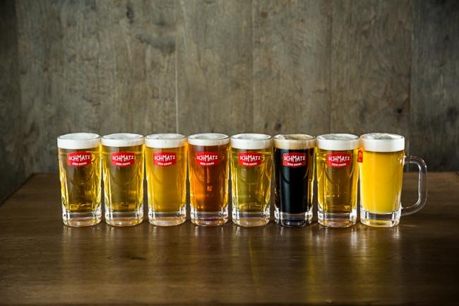 シュマッツオリジナルのクラフトドイツビール