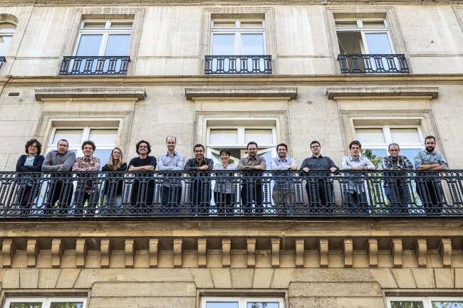 Orosoundフランスチーム
