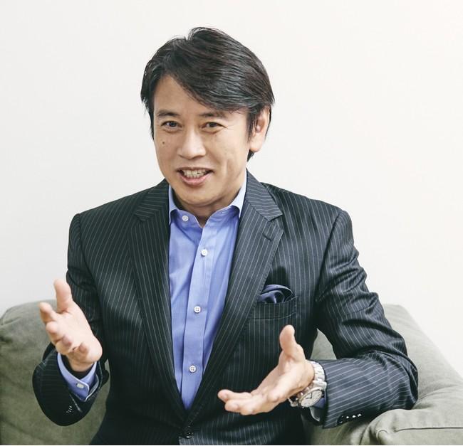 mui Labエグゼクティブ・アドバイザーに就任した前刀 禎明氏