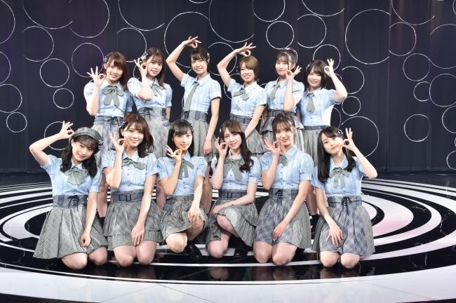 第1回に登場するAKB48 チーム8